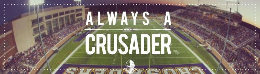 Always A Crusader